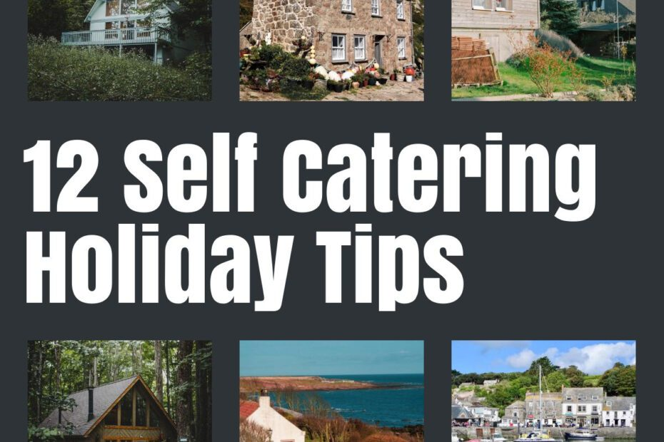 self catering holiday tips the professional traveller