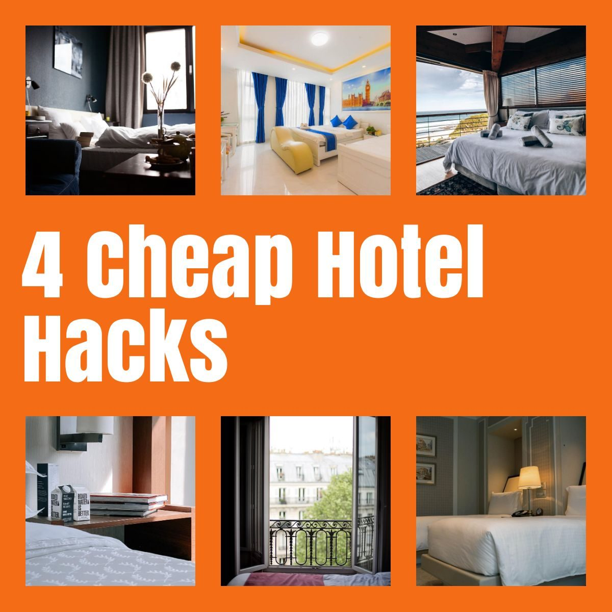 cheap hotel hacks the professional traveller