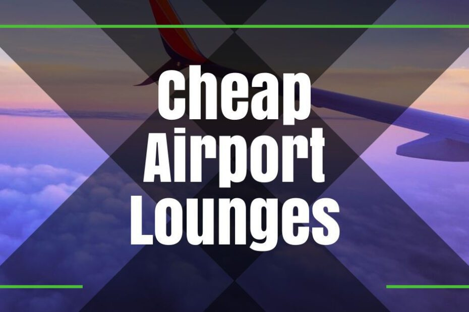 cheap airport lounges the professional traveller featured image