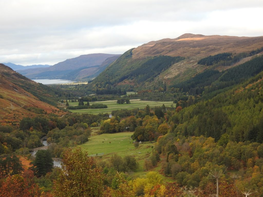corrieshalloch scenic viewpoint gairloch drive the professional traveller #theprofessionaltraveller