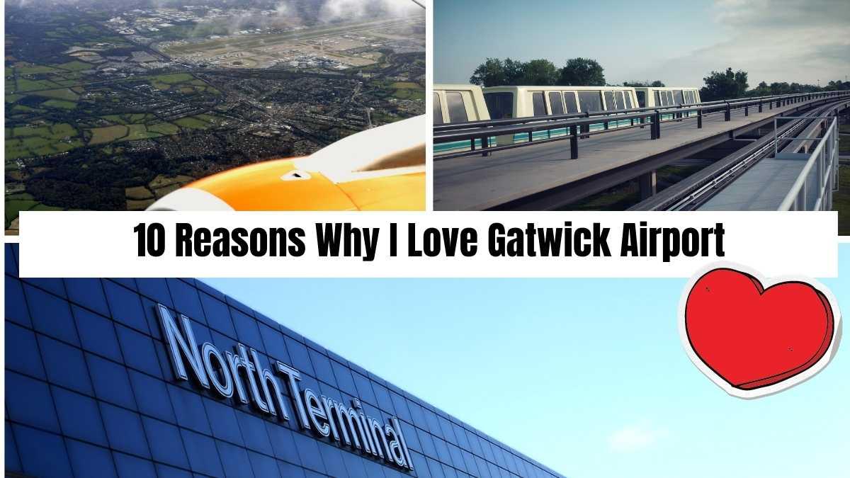 gatwick airport the professional traveller #theprofessionaltraveller