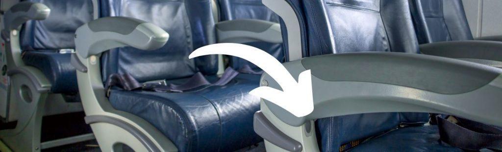 plane seat flight hack the professional traveller seat button