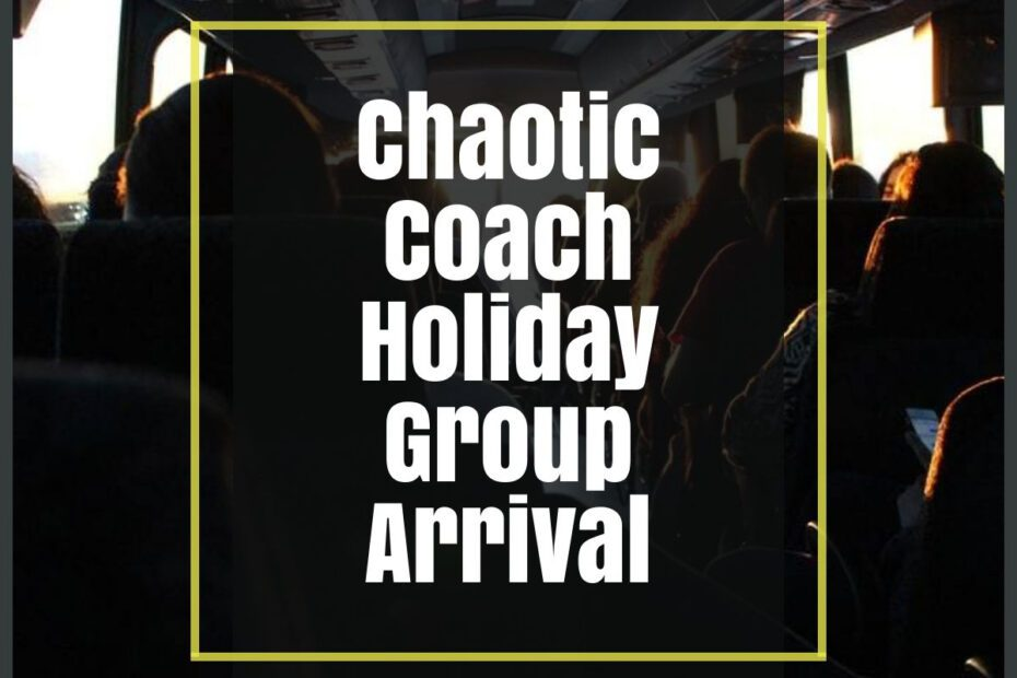 chaotic coach holiday group the professional traveller