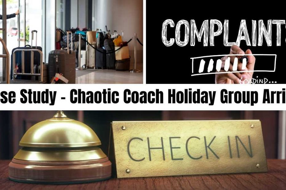 coach holiday group arrival coach holiday expert #coachholidayexpert