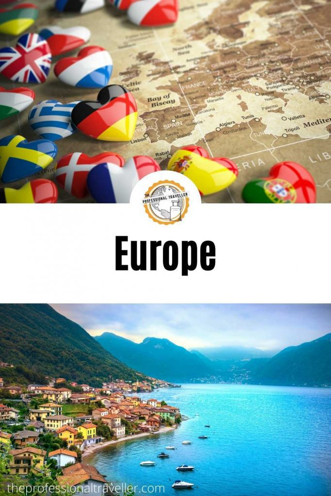 europe travel inspiration the professional traveller