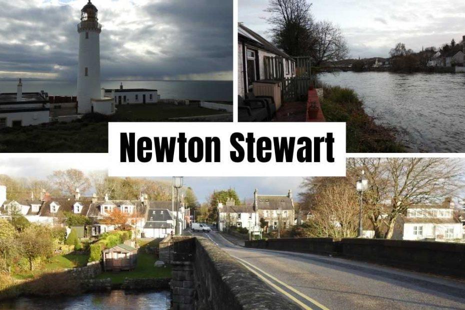 newton stewart the professional traveller