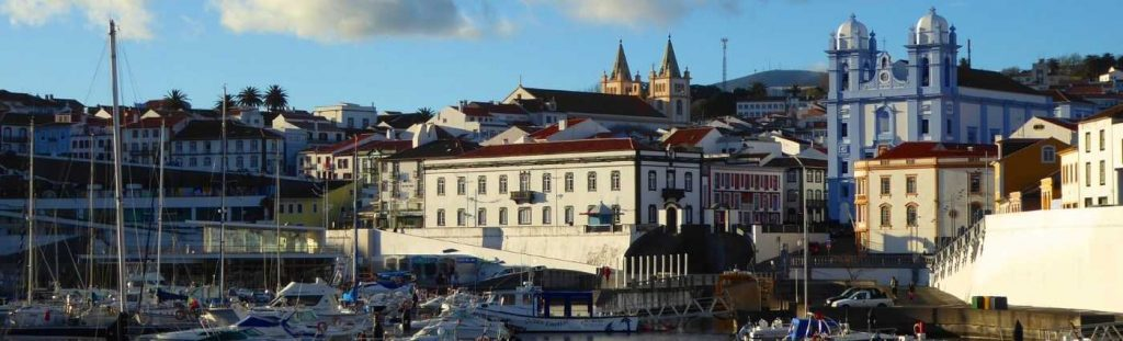 angra harbour azores holiday coach holiday expert #coachholidayexpert