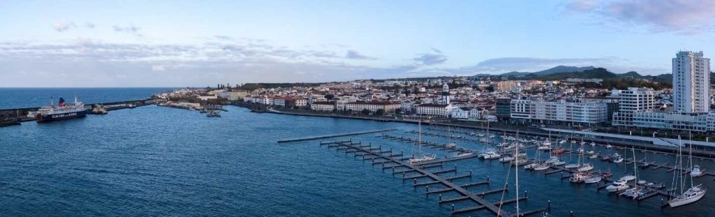azores holiday ponta delgada harbour coach holiday expert #coachholidayexpert