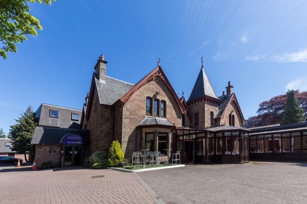 craigmonie hotel inverness hotels #theprofessionaltraveller the professional traveller