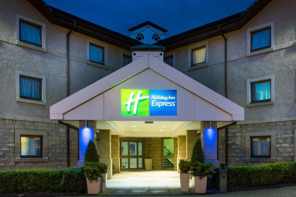 holiday inn express inverness hotels #theprofessionaltraveller the professional traveller