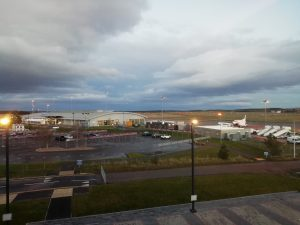 inverness airport hotel room view the professional traveller #theprofessionaltraveller