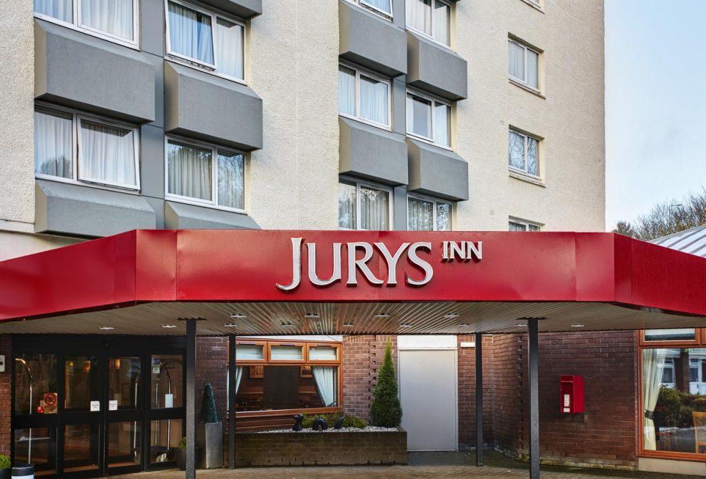 jurys inn inverness hotels #theprofessionaltraveller the professional traveller