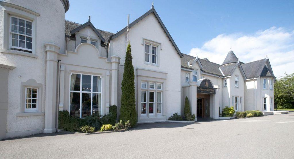 kingsmills hotel inverness hotels #theprofessionaltraveller the professional traveller