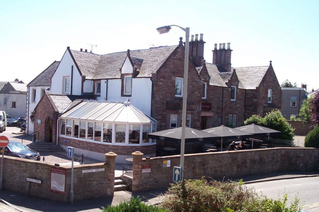 redcliffe hotel inverness hotels #theprofessionaltraveller the professional traveller