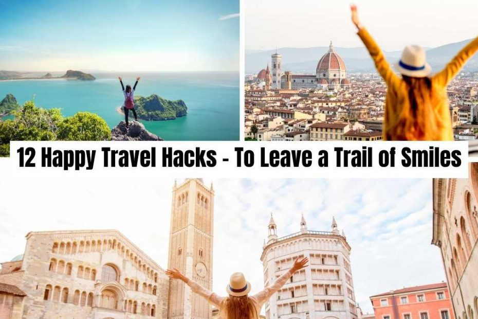 happy travel hacks #seemoreworldforless #theprofessinaltraveller