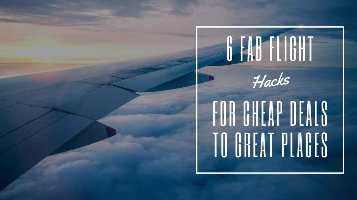 6 fab flight hacks the professional traveller