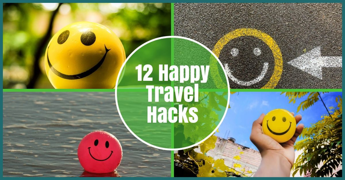 happy travel hacks featured the professional traveller