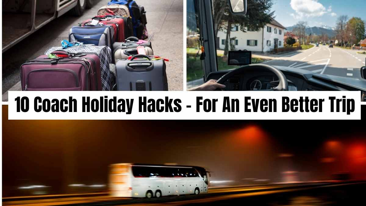 coach holiday hacks