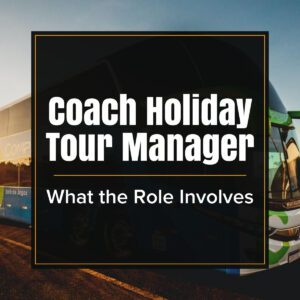 coach holiday tour manager the professional traveller
