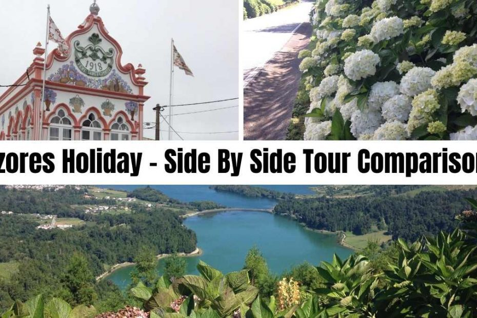 azores holidays the coach holiday expert