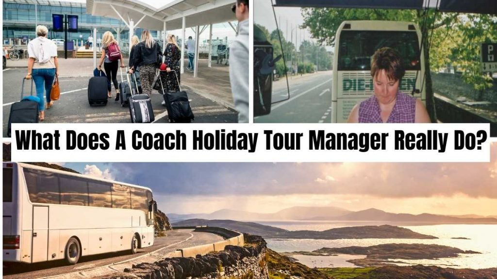 coach holiday tour manager coach holiday