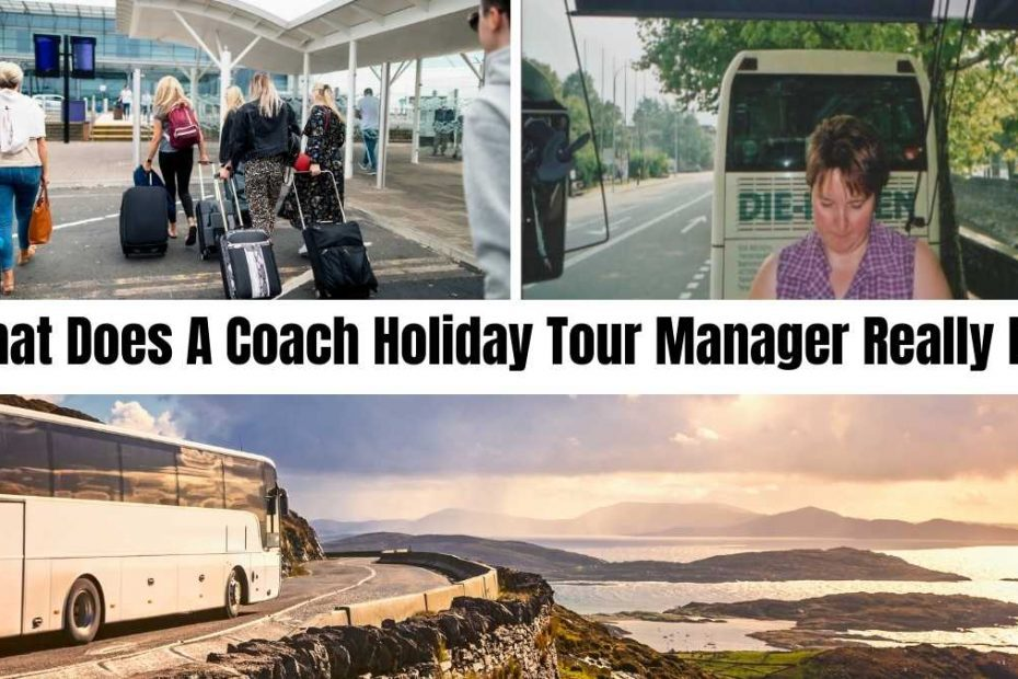coach holiday tour manager
