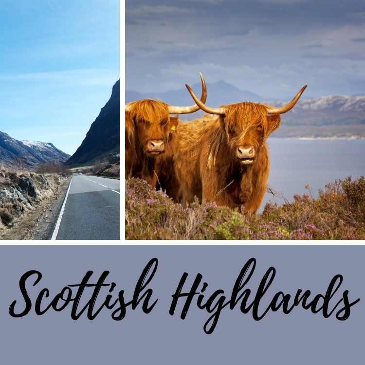 scottish highlands professional travel  #theprofessionaltraveller #seemoreworldforless #coachholidayexpert #hotelconsultancy