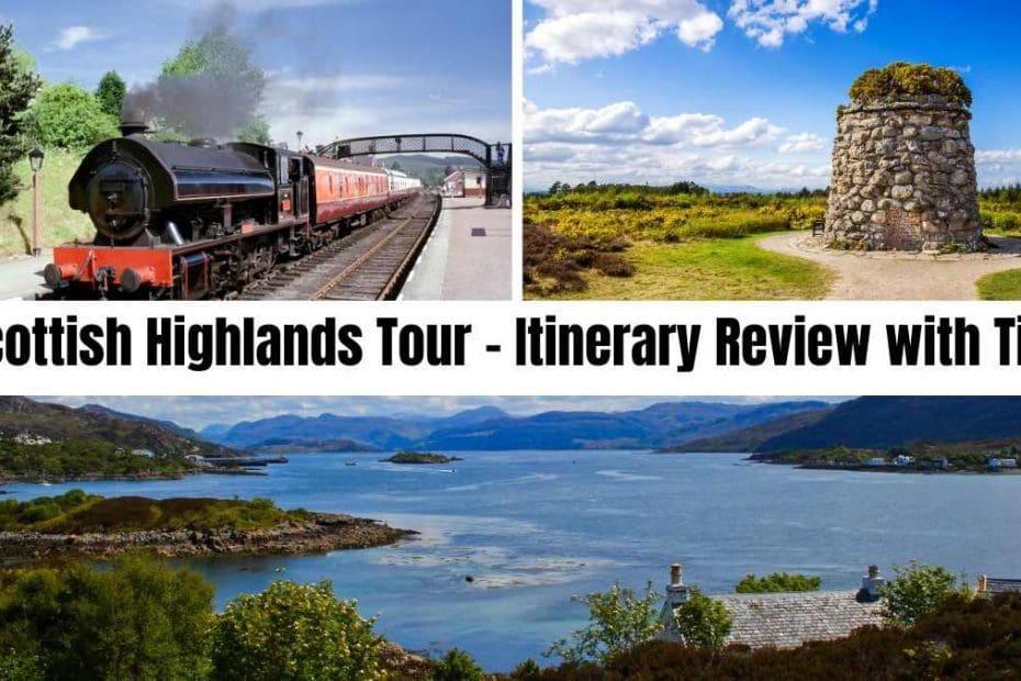 scottish highlands the coach holiday expert