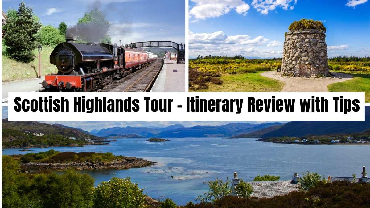 scottish highlands tour coach holiday expert #coachholidayexpert