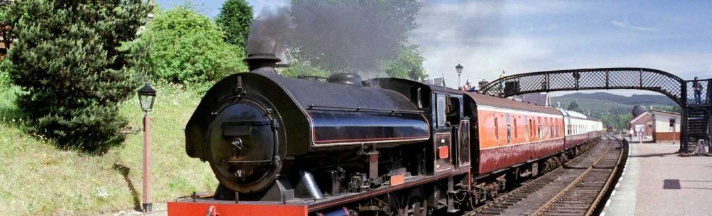scottish highlands tour strathspey steam railway coach holiday expert #coachholidayexpert