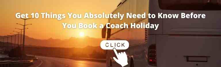 10 things coach holiday expert