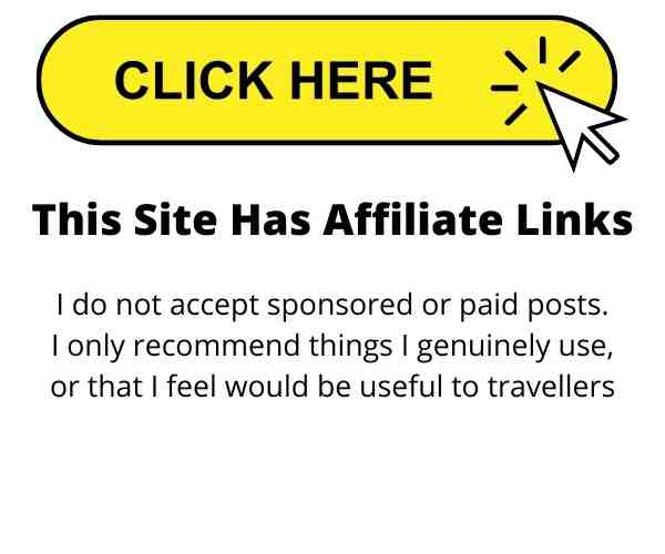 affiliate links the professional traveller