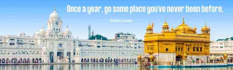 travel inspiration #travelinspiration the professional traveller #professional traveller once a year quote