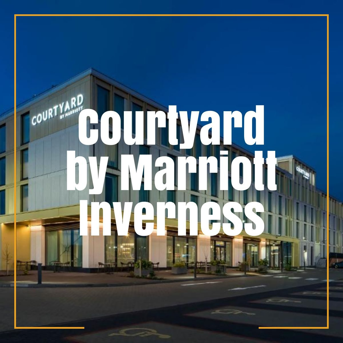 courtyard by marriott inverness the professional traveller