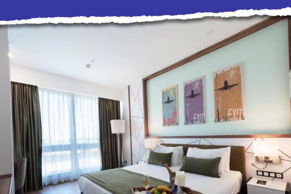 sabiha gokcen airport hotel the professional traveller
