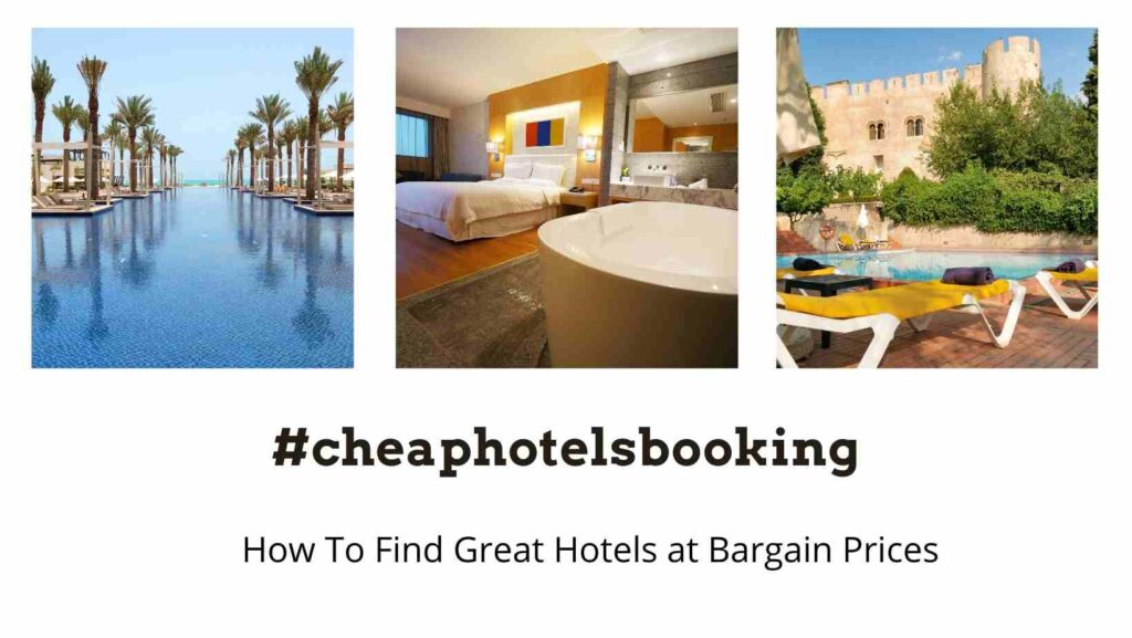 cheap hotels booking #cheaphotelsbooking the professional traveller #theprofessionaltraveller