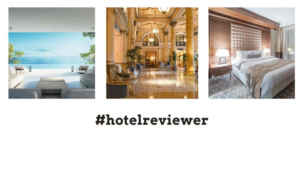 hotel reviewer the professional traveller header image