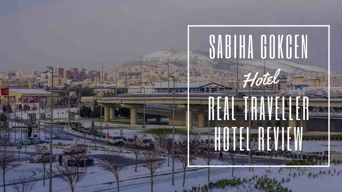 sabiha gokcen airport hotel the professional traveller