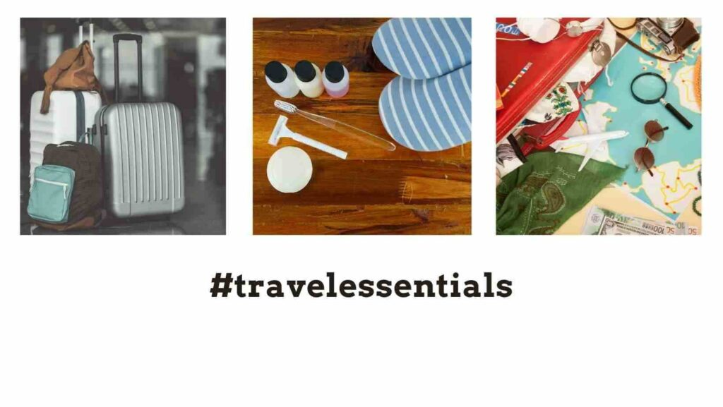 travel essentials #travelessentials the professional traveller