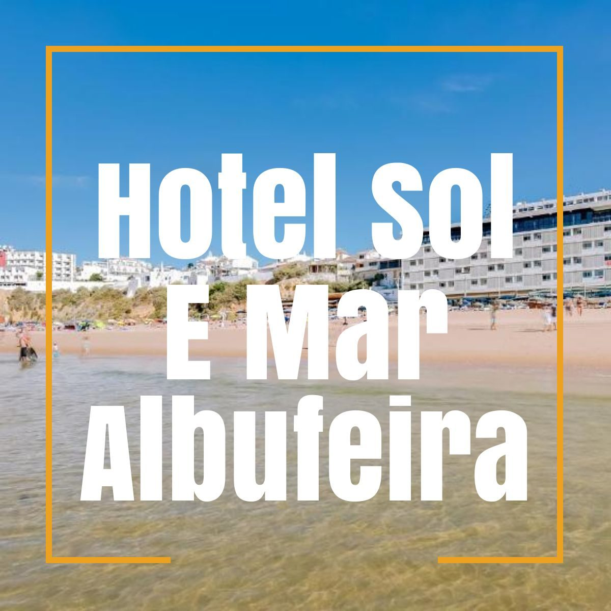 hotel sol e mar albufeira the professional traveller