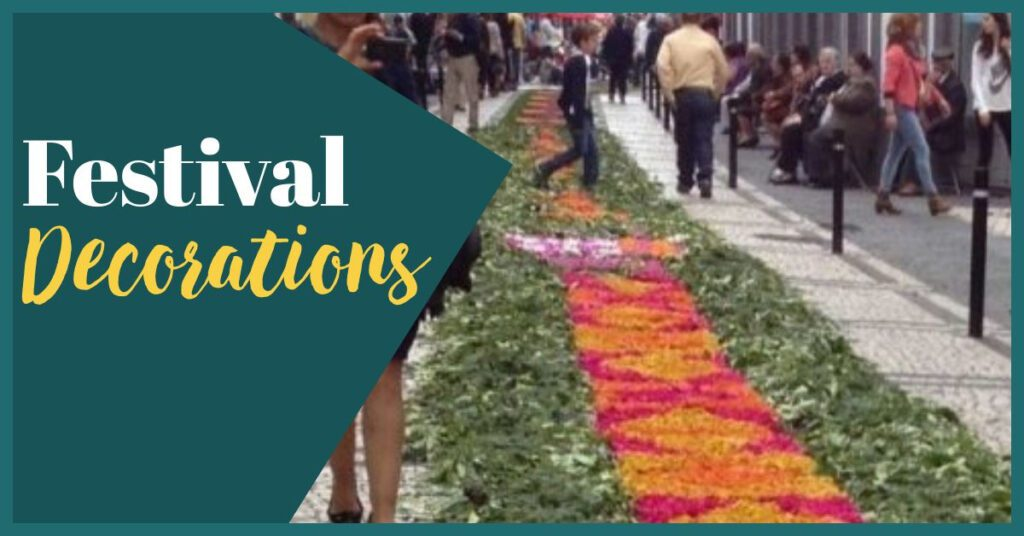 azores holidays the professional traveller festival decorations
