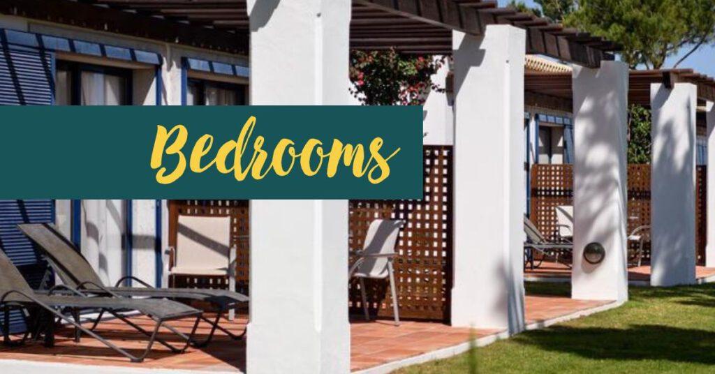 bedrooms pestana holidays in algarve the professional traveller