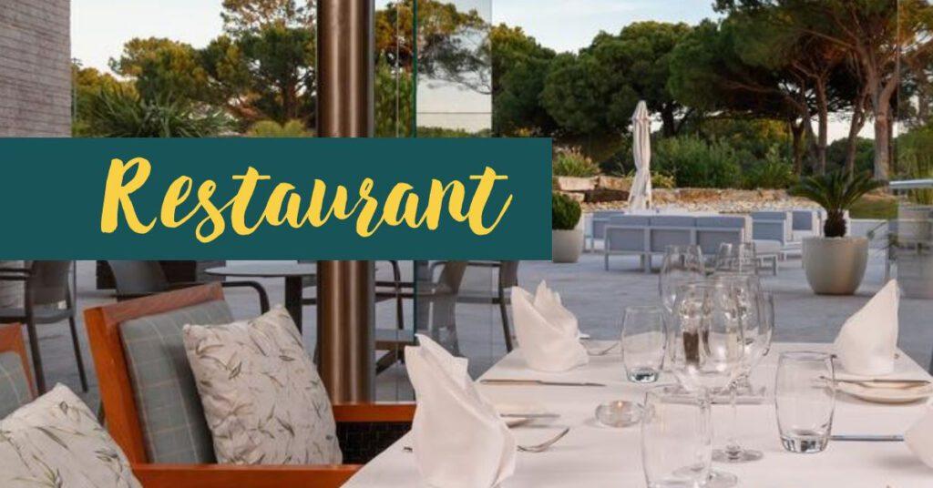 pestana restaurant holidays in algarve the professional traveller