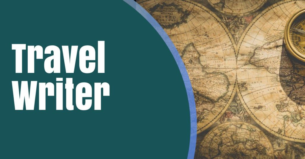 travel writer the professional traveller work with me