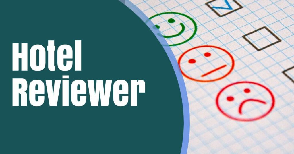 hotel reviewer work with me the professional traveller