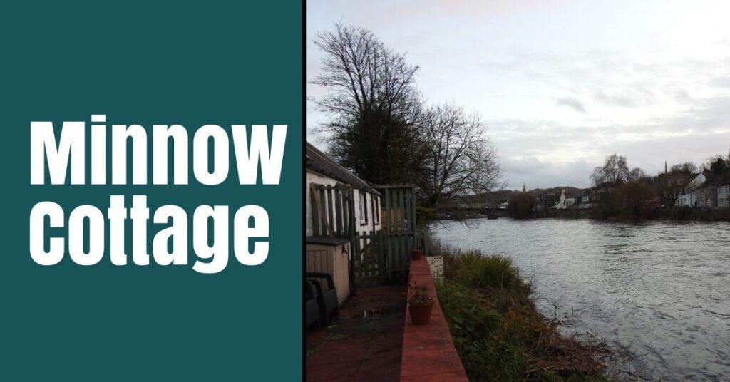 minnow cottage newton stewart the professional traveller