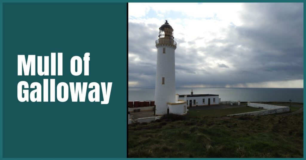 mull of galloway lighthouse the professional traveller