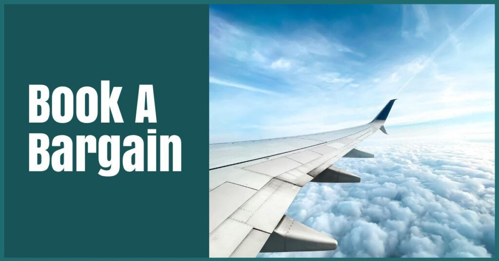 book a bargain travel hacks the professional traveller