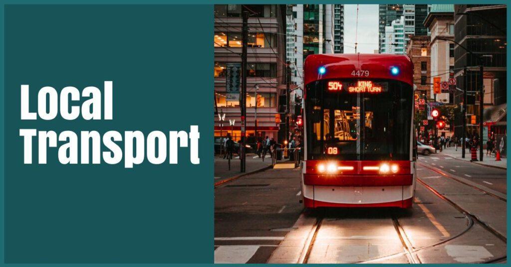 local transport the professional traveller travel hacks