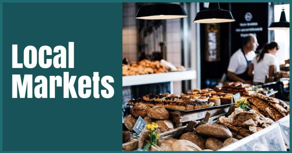 local markets travel hacks the professional traveller